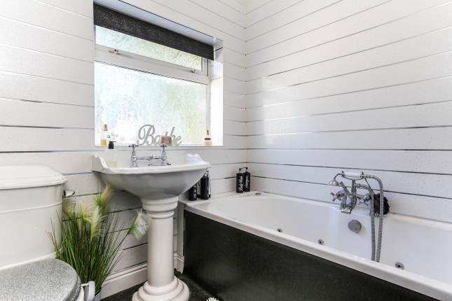 Bathroom of Hazelhurst Road, Castle Bromwich, Birmingham, West Midlands B36
