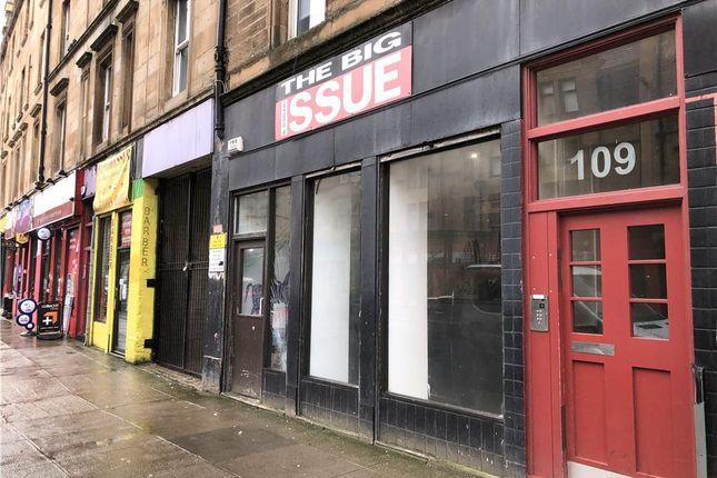 Thumbnail Retail premises to let in 107 Saltmarket, Glasgow, City Of Glasgow