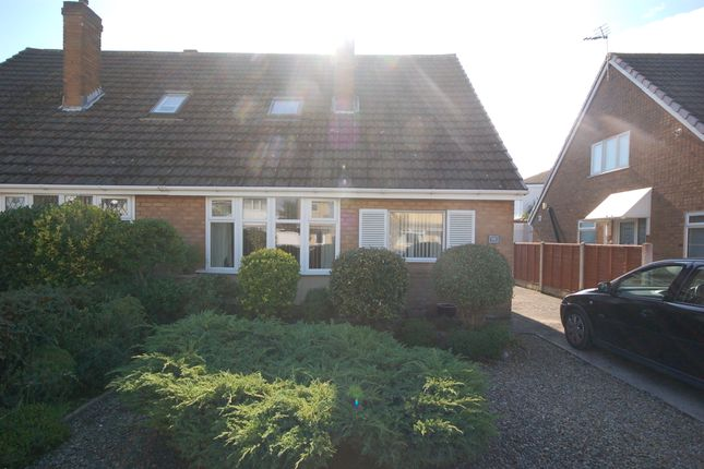 Thumbnail Semi-detached bungalow for sale in Boston Road, St. Annes, Lytham St. Annes