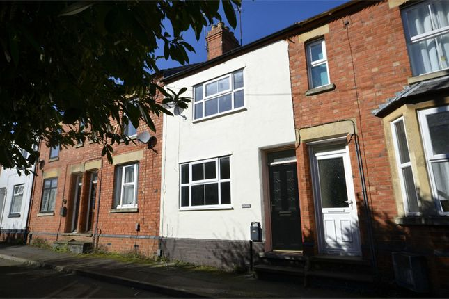 2 bed terraced house to rent in Nene View, Irthlingborough, Northamptonshire NN9