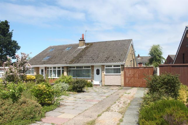 2 bed semi-detached bungalow for sale in Newby Close, Southport