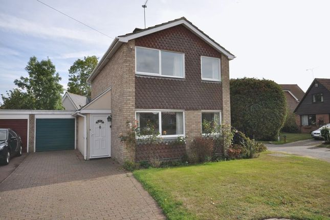 Thumbnail Detached house for sale in Cross Way, West Mersea, Colchester