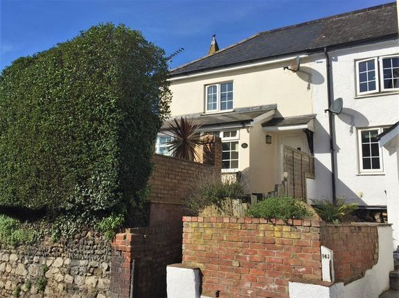 Terraced house for sale in Temple Street, Sidmouth