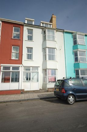 Thumbnail Flat for sale in 5, South Marine Terrace, Aberystwyth