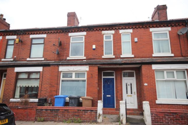 Thumbnail Terraced house to rent in Wellington Terrace, Salford