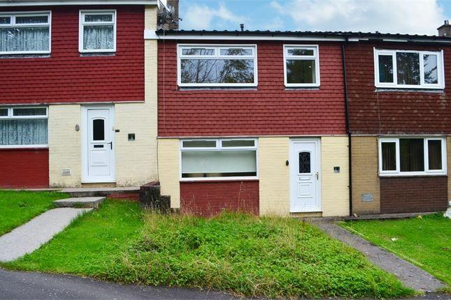 Thumbnail End terrace house for sale in Penlan View, Merthyr Tydfil, Mid Glamorgan