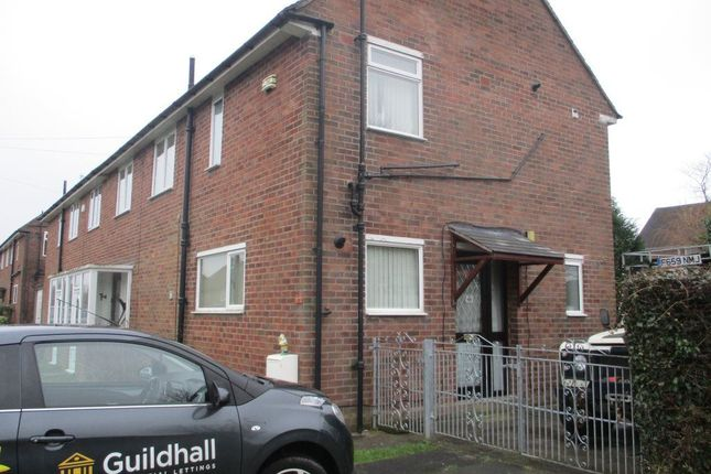 Thumbnail Flat to rent in Gilhouse Avenue, Lea, Preston