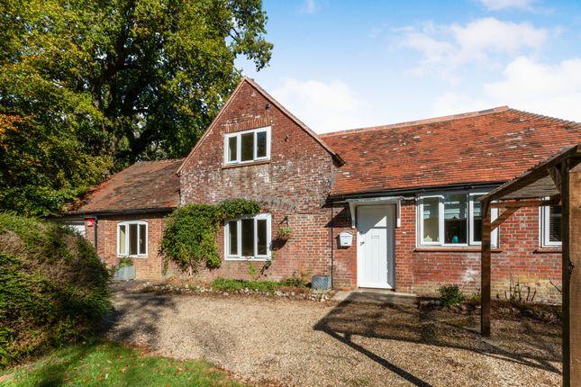Thumbnail Cottage to rent in Bagmore Lane, Herriard, Basingstoke