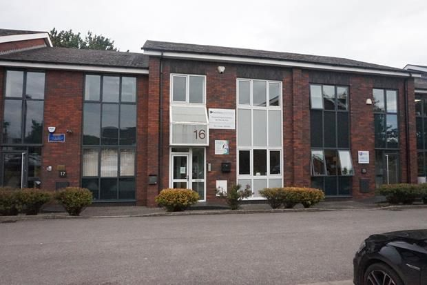 Thumbnail Office to let in 16 Macon Court, Herald Drive, Crewe, Cheshire