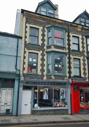 Thumbnail Terraced house for sale in Northgate Street, Aberystwyth