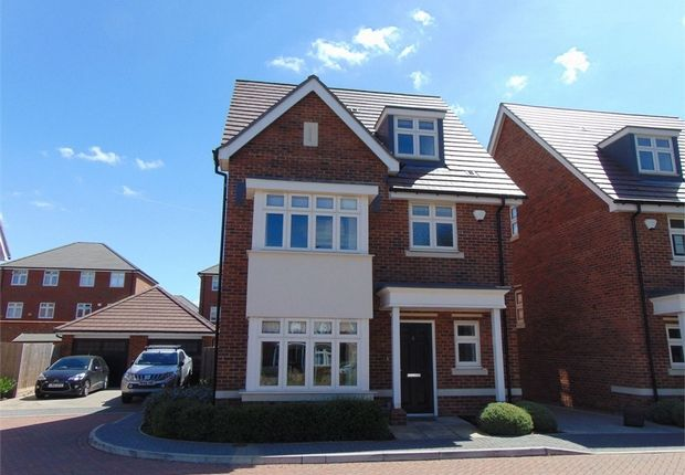 Thumbnail Detached house to rent in Freshers Grove, Earley, Reading, Berkshire