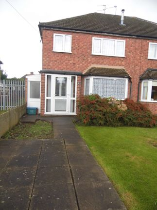 Thumbnail Semi-detached house to rent in Foxland Avenue, Rednal, Birmingham