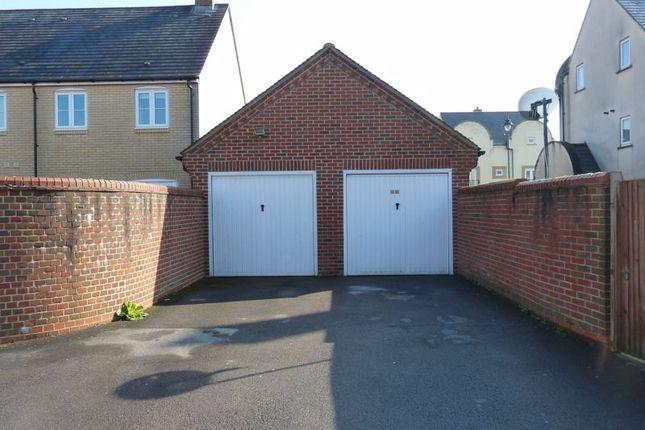 Garage of Kilford Close, Amesbury, Salisbury SP4