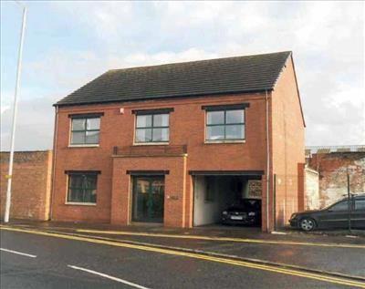Thumbnail Office to let in Dalton Street, Belfast