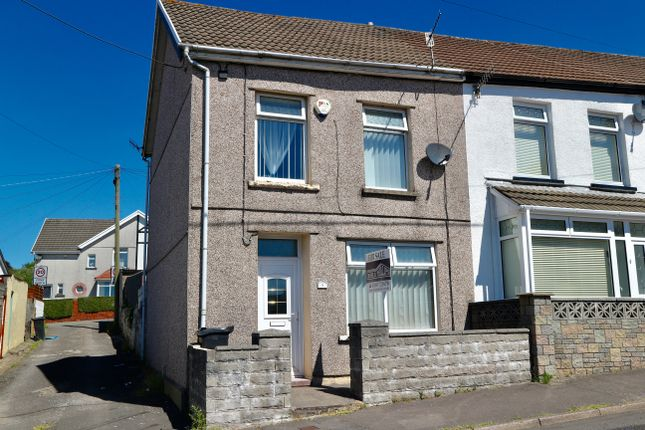Thumbnail End terrace house for sale in Fronwen Terrace, Penydarren, Merthyr Tydfil