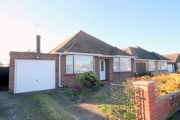 Thumbnail Bungalow for sale in Deanhill Avenue, Clacton-On-Sea