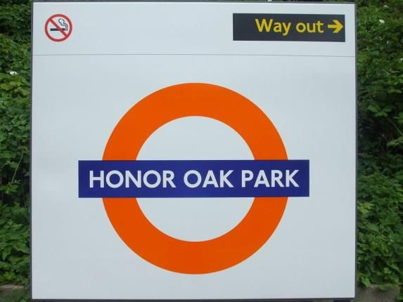 Honor Oak Park of Buckley Close, Forest Hill, London, . SE23