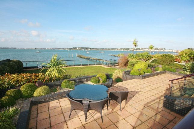 Thumbnail Flat for sale in 10 Panorama Road, Sandbanks, Poole