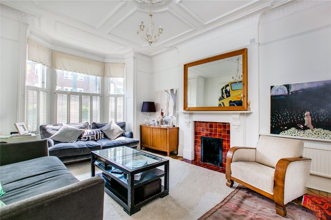Thumbnail Terraced house to rent in Melrose Gardens, London