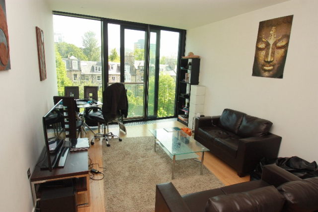 Thumbnail Flat to rent in Simpson Loan, Central, Edinburgh, 9Gg