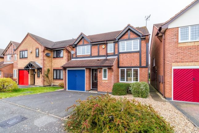 Thumbnail Property to rent in Ravencroft, Bicester