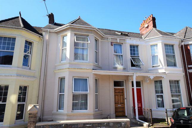 External of Hillside Avenue, Mutley, Plymouth PL4