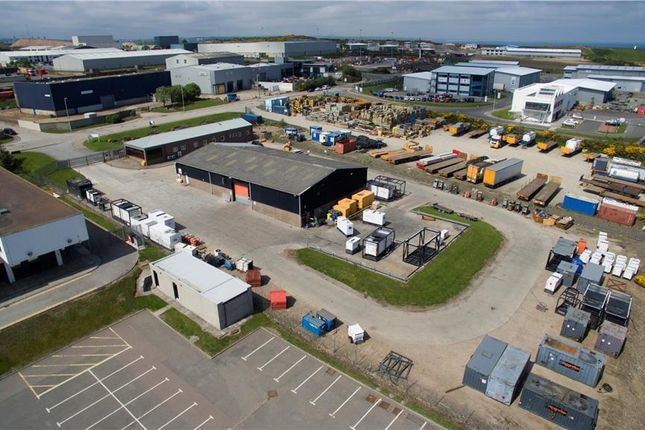 Thumbnail Warehouse to let in Minto Drive, Altens Industrial Estate, Aberdeen
