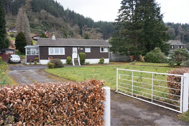Thumbnail Detached bungalow for sale in Lochgoilhead, Cairndow