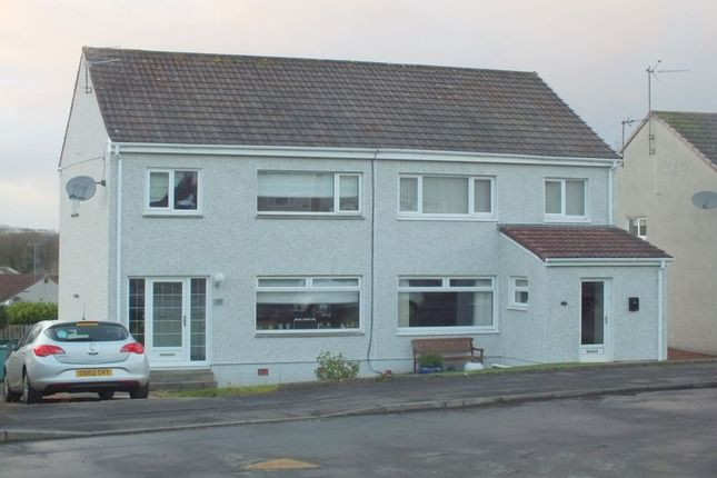 Thumbnail Semi-detached house to rent in Ross Gardens, Motherwell
