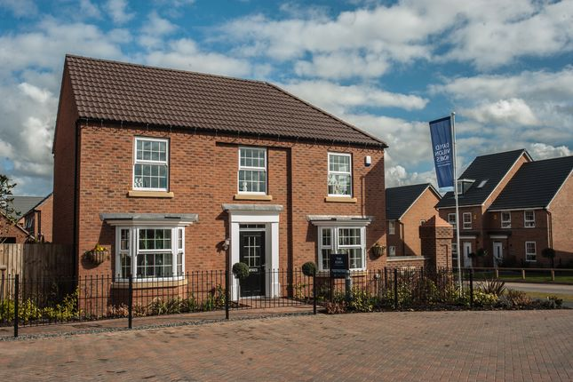 Thumbnail Detached house for sale in Forest Road, Burton-On-Trent