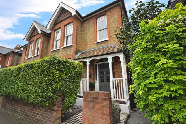 Thumbnail Semi-detached house to rent in Hartington Road, St Margarets, Twickenham