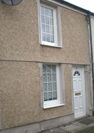 Thumbnail End terrace house to rent in Wind Street, Aberdare
