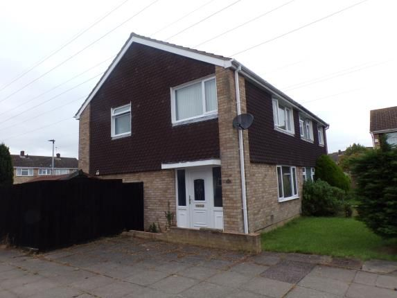 Thumbnail Semi-detached house for sale in Lune Walk, Brickhill