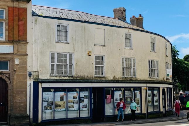 Thumbnail Retail premises for sale in Victoria Place, Axminster