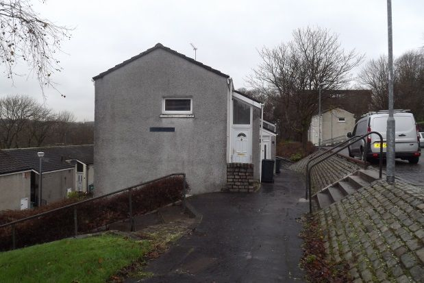 Thumbnail End terrace house to rent in Arran Drive, Cumbernauld, Glasgow
