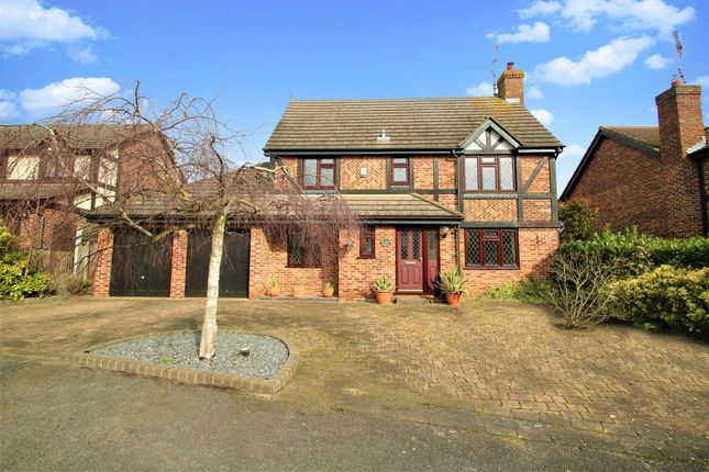 Detached house for sale in Spencers, Hockley