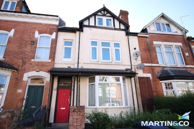 Thumbnail Flat to rent in Carlyle Road, Edgbaston