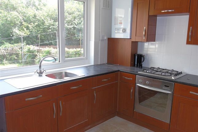 Thumbnail Flat to rent in Canberra Road, Bridgend