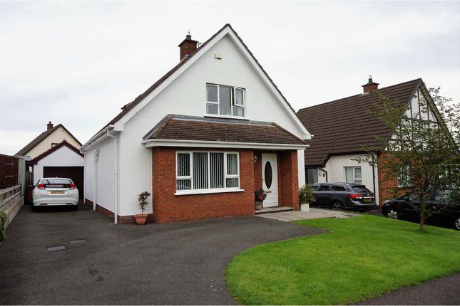 Thumbnail Detached house for sale in Tudor Road, Carrickfergus