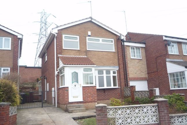 Thumbnail Detached house to rent in 3 Eilam Close, Kimberworth, Rotherham, South Yorkshire