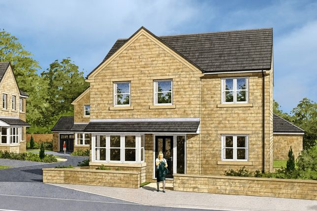 Thumbnail Detached house for sale in Plot 5, Mount Pleasant Close, Bolton-Upon-Dearne