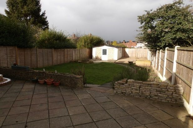 Thumbnail Property to rent in Farfield Avenue, Beeston, Nottingham