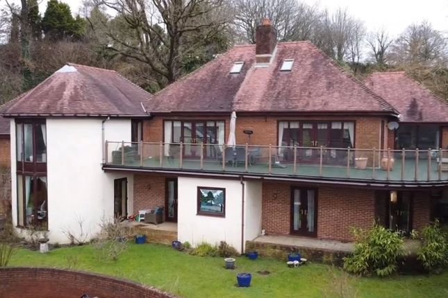 Thumbnail Detached house for sale in Cefn Pennar -, Mountain Ash
