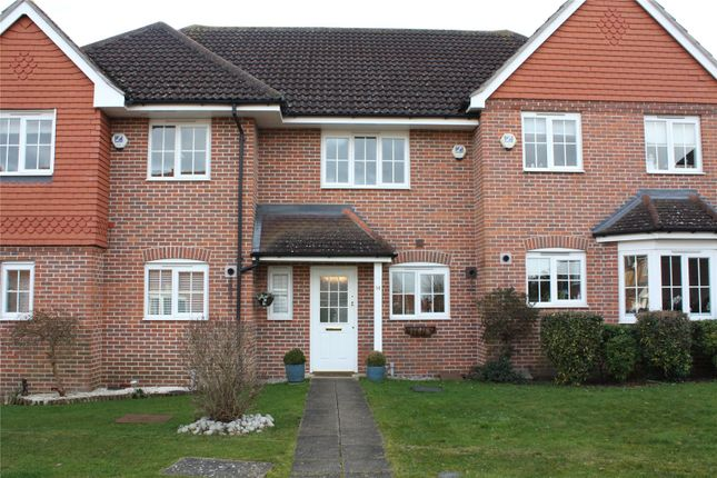 Thumbnail Terraced house for sale in Wallace Grove, Three Mile Cross, Reading, Berkshire