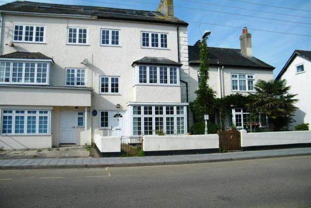 Thumbnail Terraced house to rent in Queen Street, Seaton