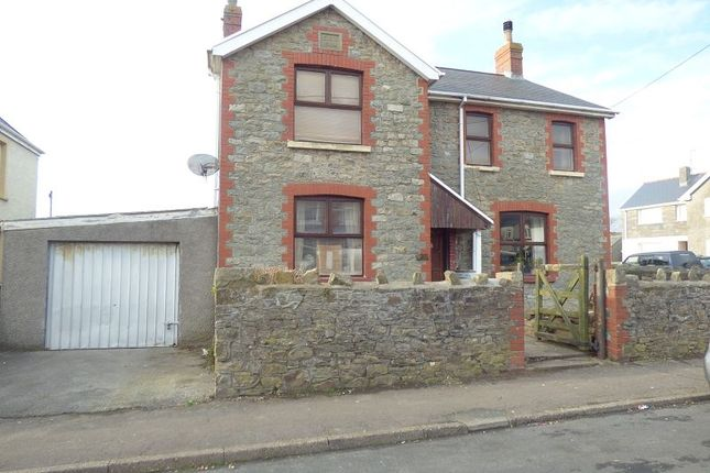Thumbnail Property for sale in Pwllygarth Farmhouse, Kenfig Hill, Bridgend.