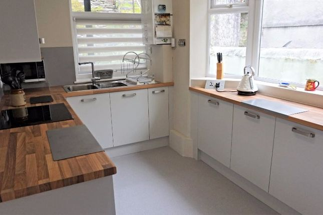 Thumbnail Maisonette for sale in Lipson Road, Plymouth