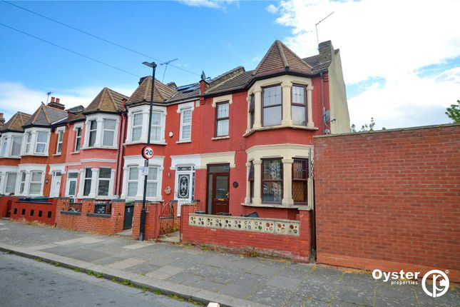 3 bed end terrace house for sale in Sandford Avenue, London N22