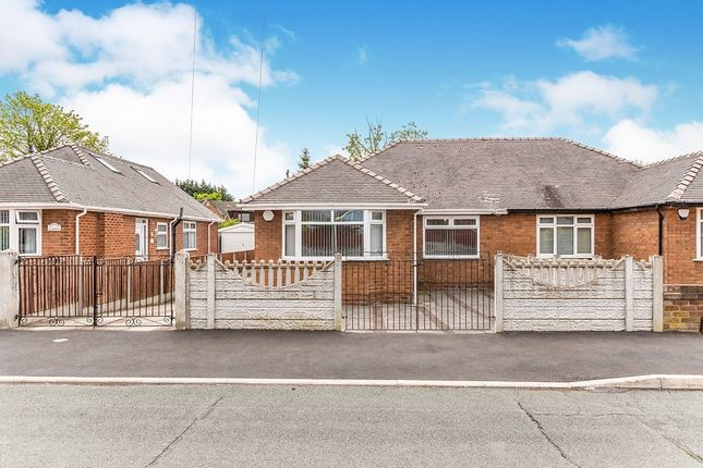 2 bed bungalow to rent in Woodview Road, Widnes, Cheshire WA8