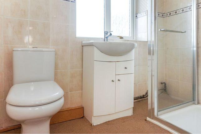 Shower Room of Ketton Grove, Birmingham B33